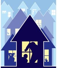 Informačná kampaň s názvom Domáce násilie ubližuje všetkým, zdroj: anoprezivot.sk
